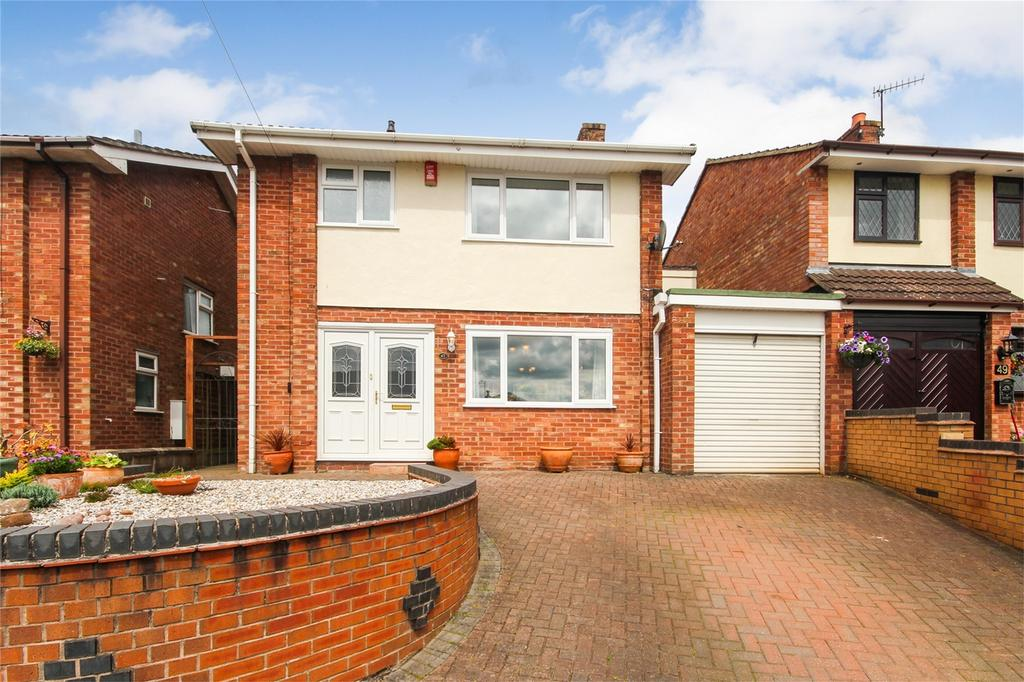 3 Bedrooms Detached House for sale in Parklands Road, Tean, Staffordshire
