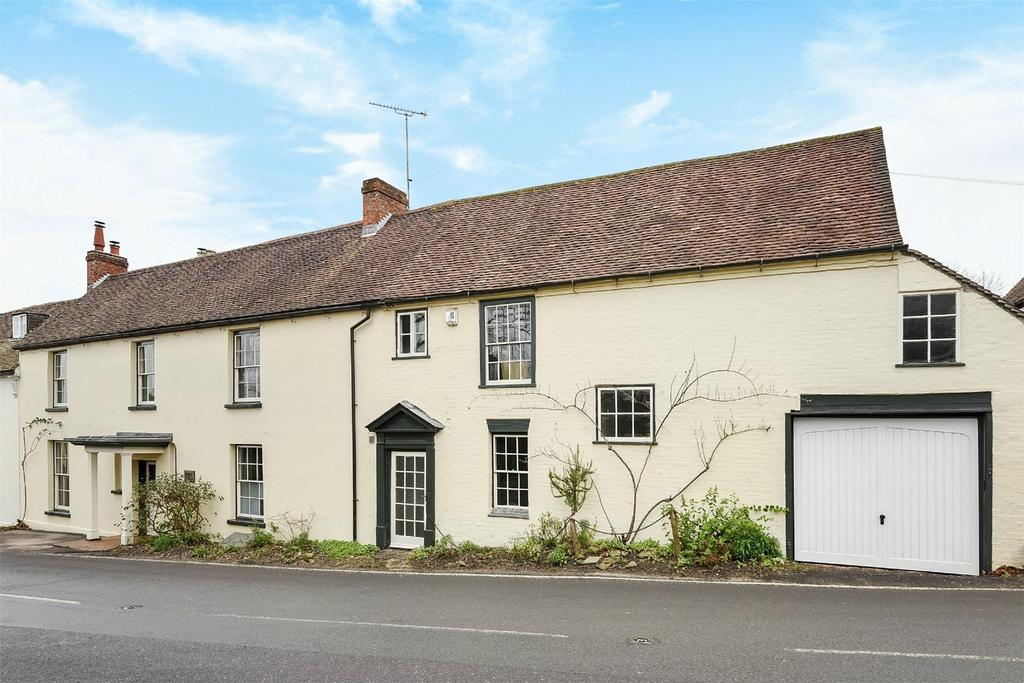 5 Bedrooms Detached House for sale in Droxford, Hampshire