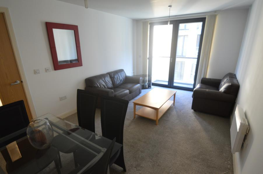 1 Bedroom Flat for sale in Southside, B5 4TF