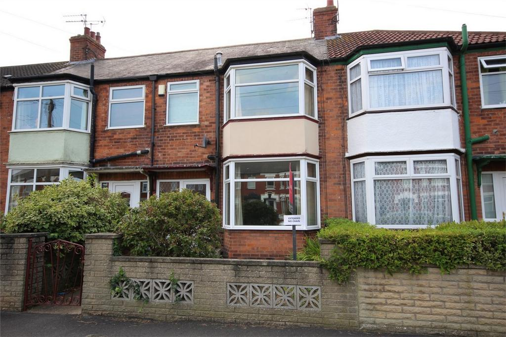 3 Bedrooms Terraced House for sale in Keswick Gardens, Hull, East Riding of Yorkshire