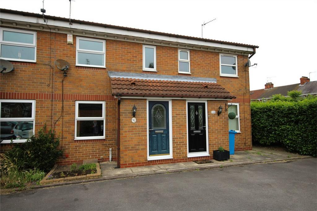 2 Bedrooms Terraced House for sale in Oakfield Court, Hull, East Riding of Yorkshire