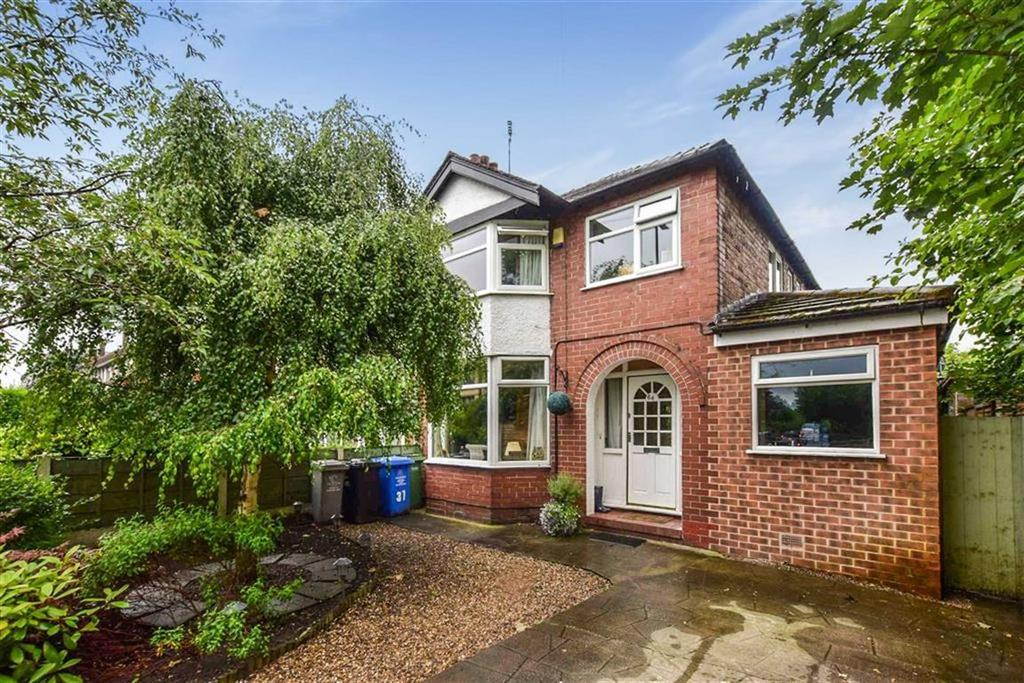3 Bedrooms Semi Detached House for sale in Park Road, Timperley, Cheshire, WA14