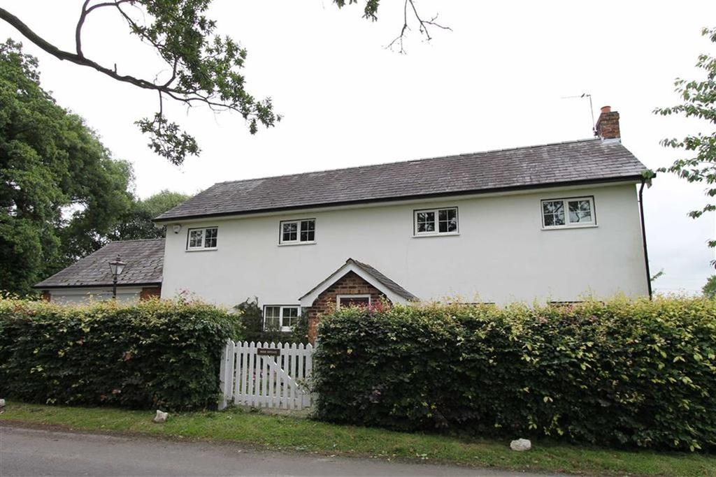 3 Bedrooms Detached House for sale in Paddock Hill, Mobberley