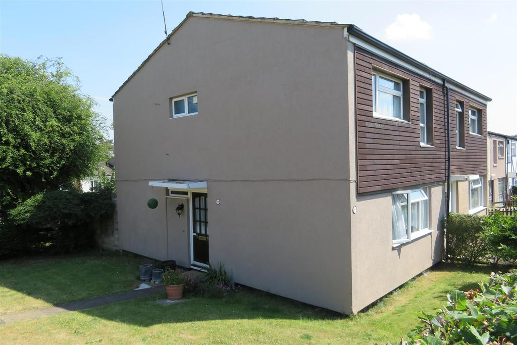 3 Bedrooms End Of Terrace House for sale in Thurso Close, Tilehurst, Reading