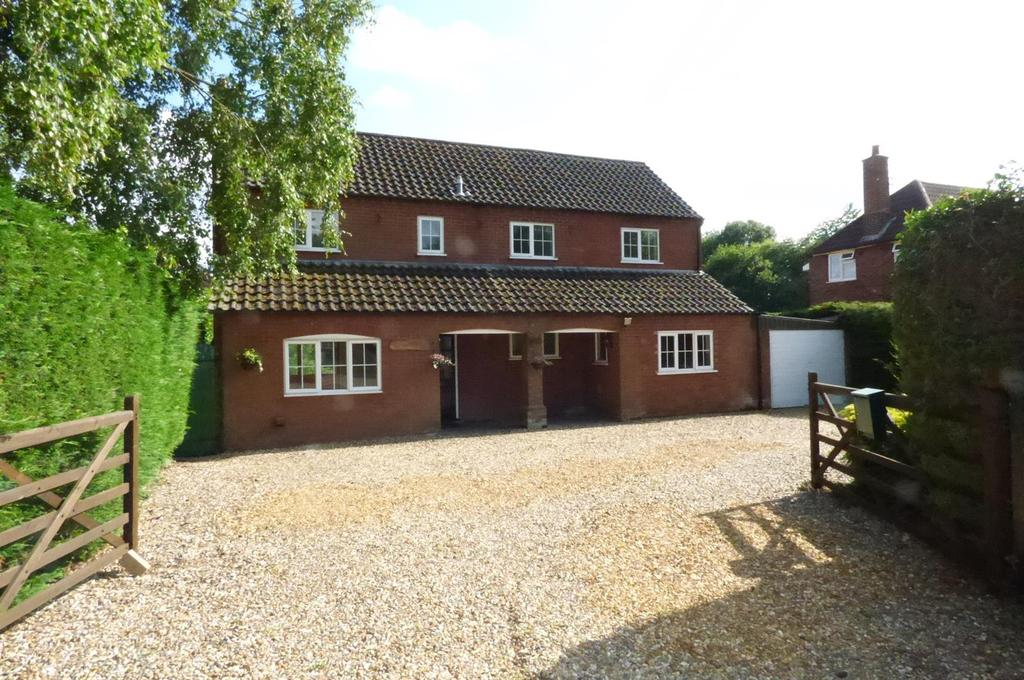 4 Bedrooms Detached House for sale in The Street, Ovington