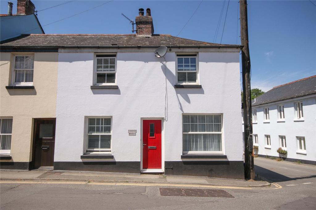 3 Bedrooms Terraced House for sale in Fore Street, Aveton Gifford, Kingsbridge, TQ7