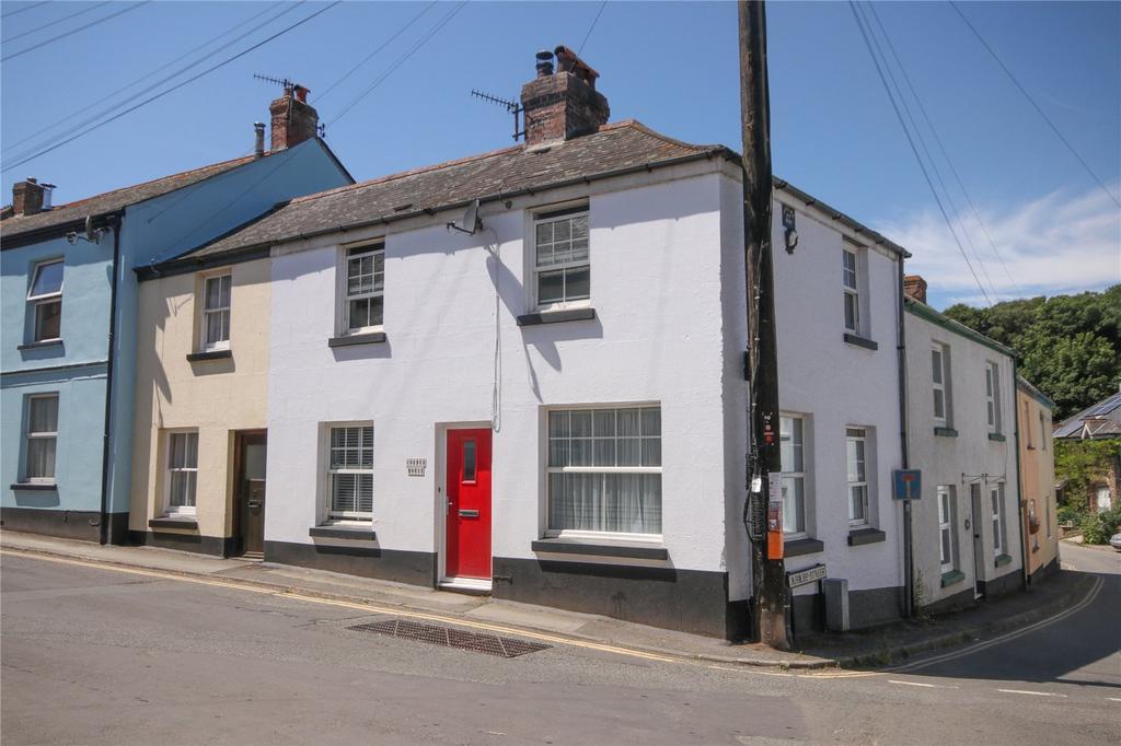 3 Bedrooms Terraced House for sale in Fore Street, Aveton Gifford, Kingsbridge, TQ7