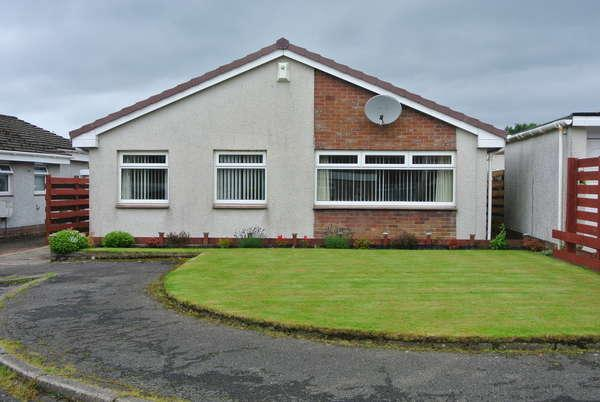 2 Bedrooms Detached Bungalow for sale in 12 Smiddy Loan, Chapelton, Strathaven, ML10 6SS