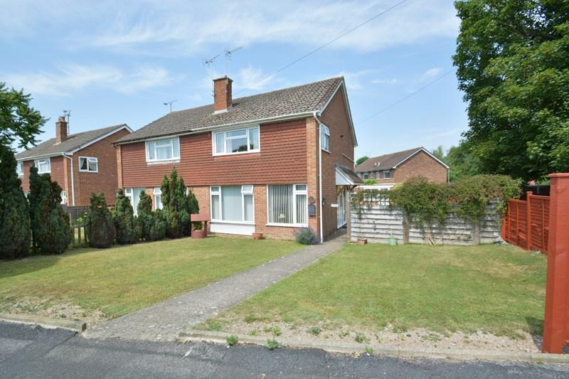 3 Bedrooms Semi Detached House for sale in Corunna Main, Andover