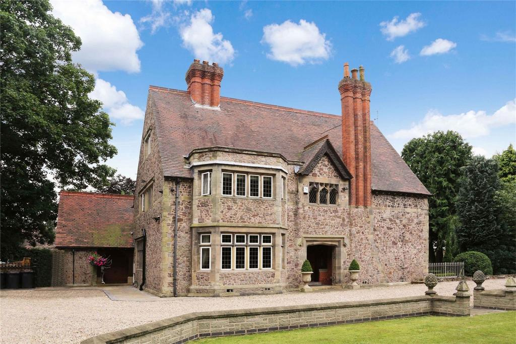 6 Bedrooms Detached House for sale in Manor Court Road, Nuneaton, Warwickshire