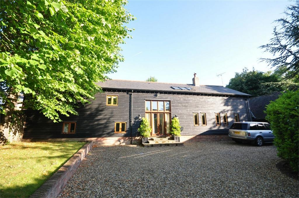 4 Bedrooms Barn Conversion Character Property for sale in The Barn, Horseshoe Hill, Great Hormead, Buntingford
