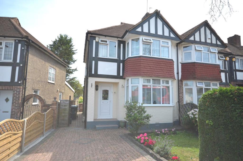 3 Bedrooms Semi Detached House for sale in Senlac Road Lee SE12
