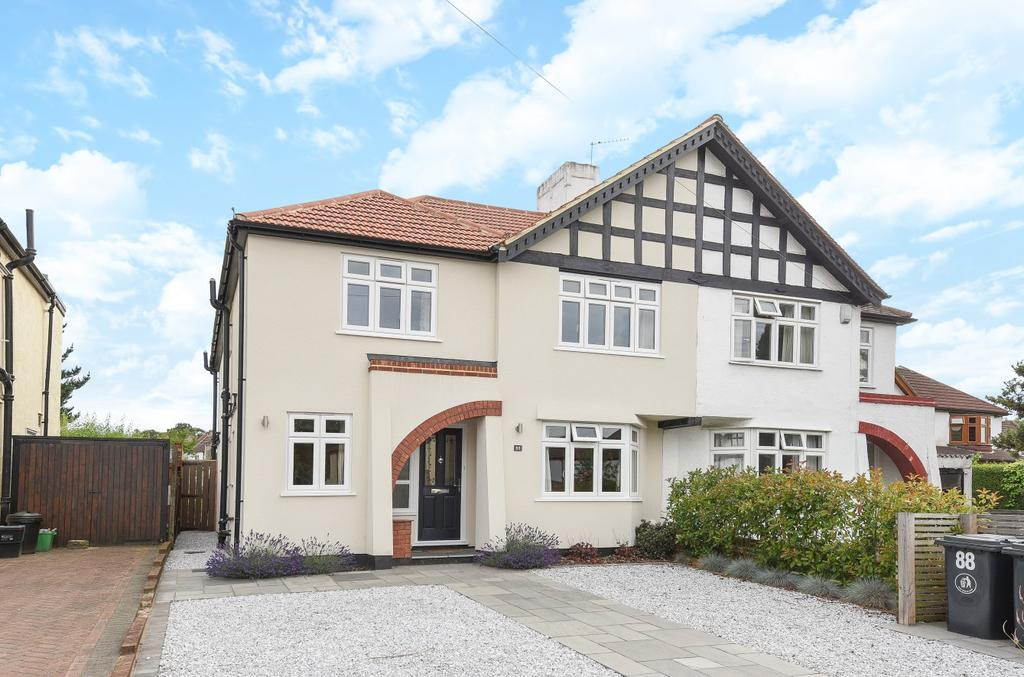 4 Bedrooms Semi Detached House for sale in Queensway West Wickham BR4