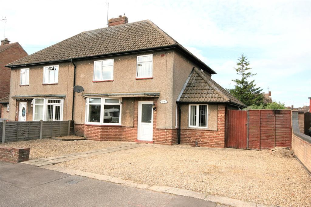 3 Bedrooms Semi Detached House for sale in Chestnut Avenue, Spalding, PE11