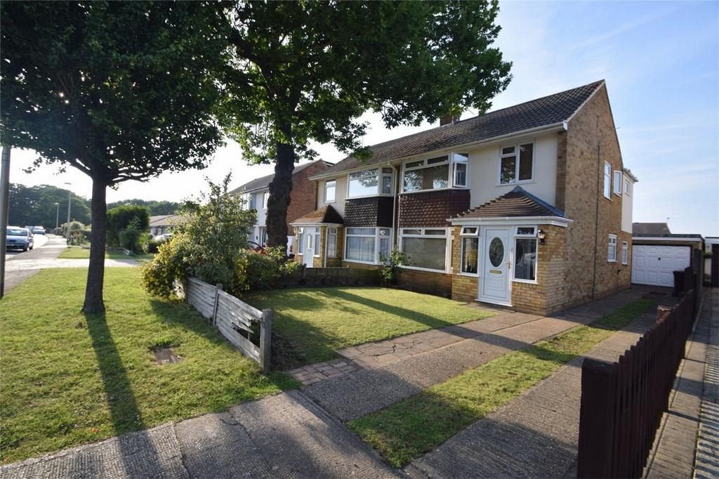 3 Bedrooms Semi Detached House for sale in Ballens Road, Lordswood, Kent