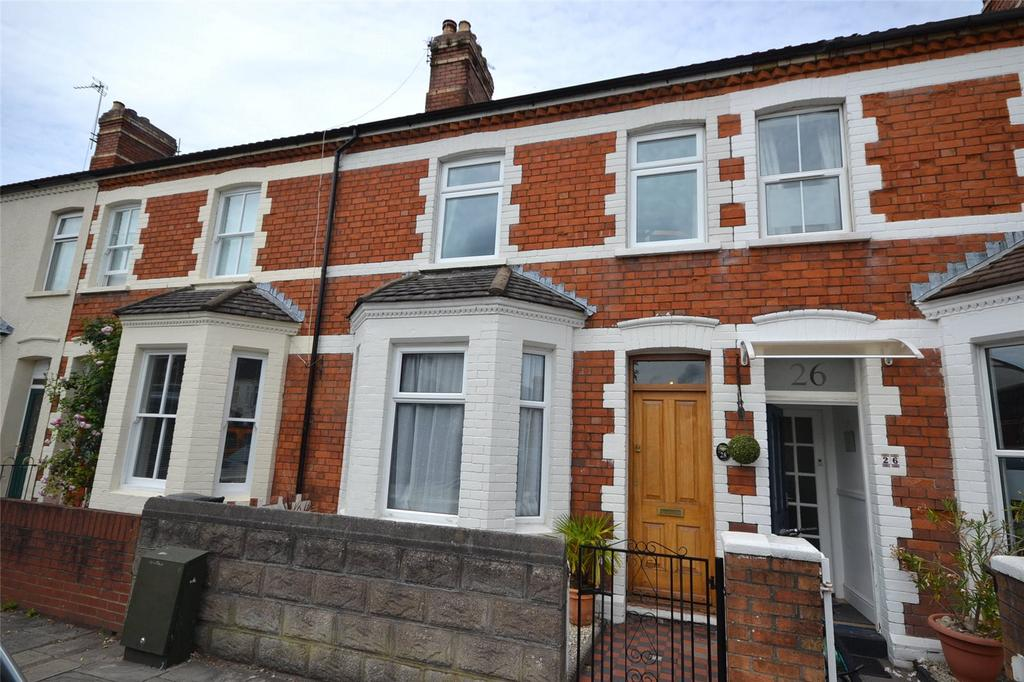 2 Bedrooms Terraced House for sale in Pembroke Road, Canton, Cardiff, CF5