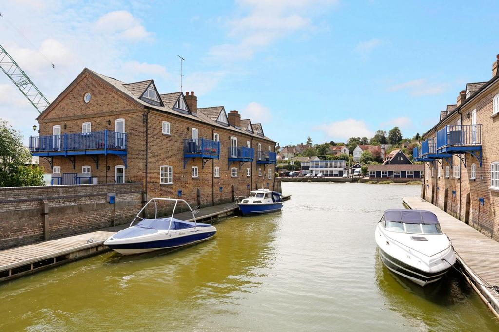 2 Bedrooms Duplex Flat for sale in The Granaries, Station Road, Maldon, Essex, CM9