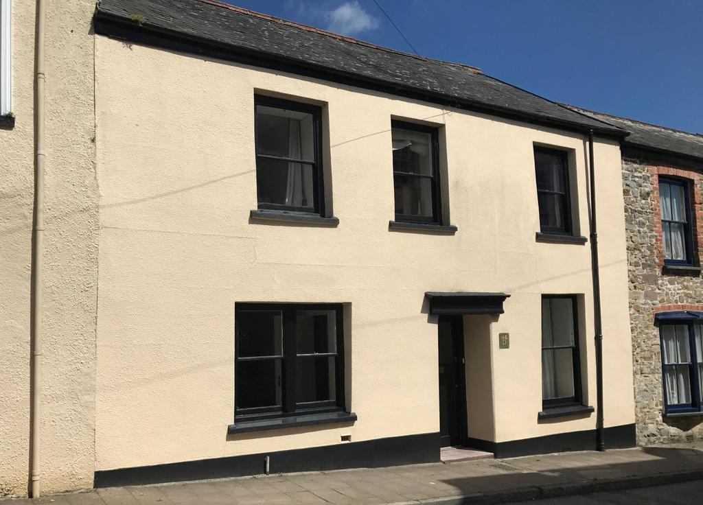 3 Bedrooms Terraced House for sale in Duke Street, South Molton