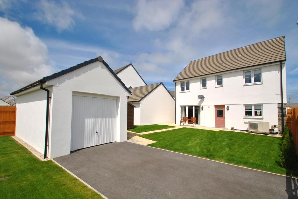 4 Bedrooms Detached House for sale in Figgy Road, Quintrell Downs