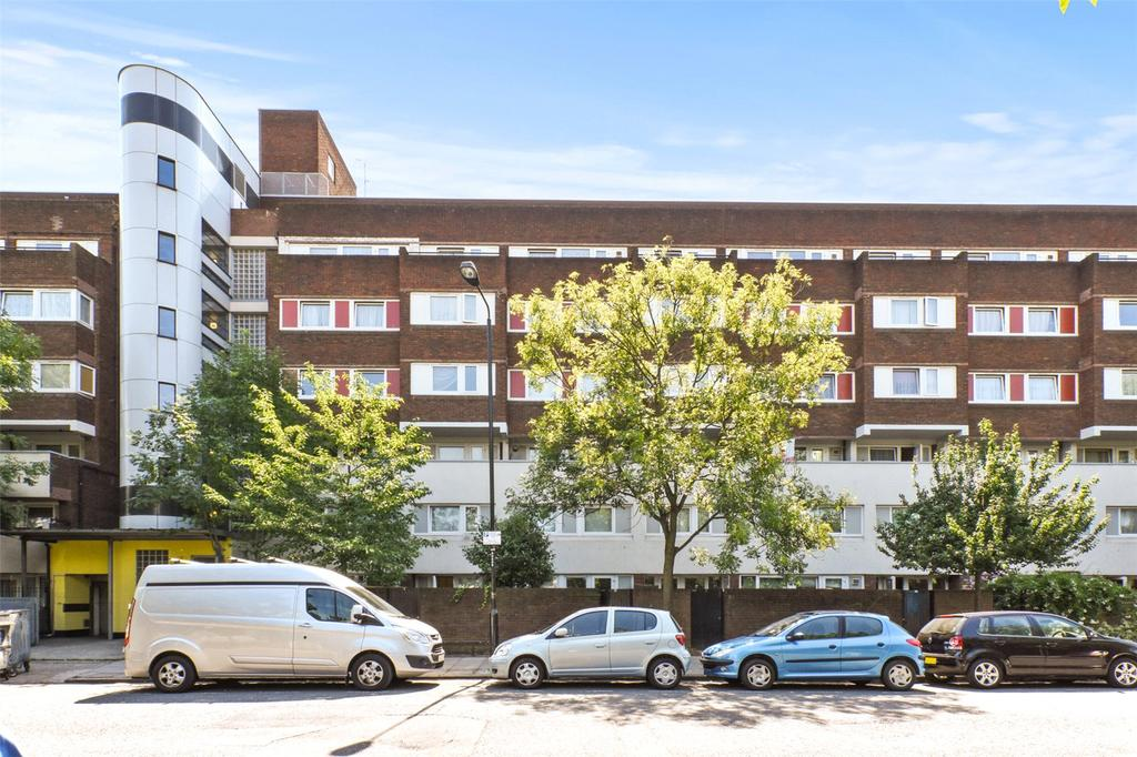 3 Bedrooms Flat for sale in Stileman House, 82 Ackroyd Drive, London, E3
