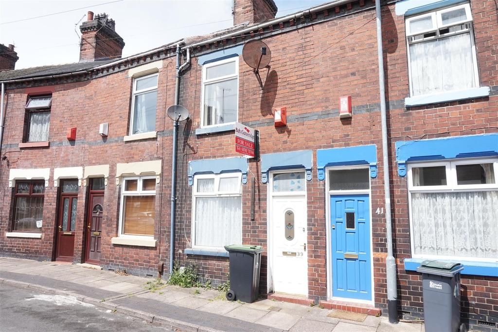 2 Bedrooms Terraced House for sale in Sandon Street, Etruria, Stoke-On-Trent