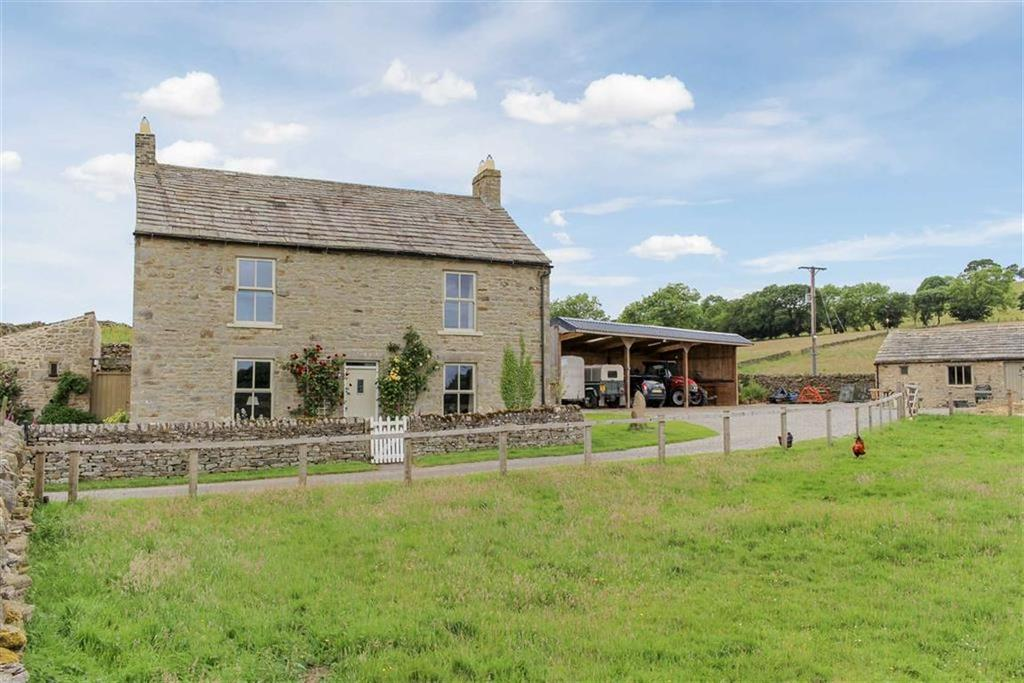 4 Bedrooms Detached House for sale in Baldersdale, Barnard Castle, County Durham