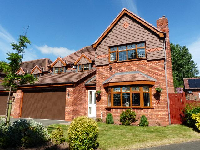 4 Bedrooms Detached House for sale in Field Maple Road,Streetly,Sutton Coldfield