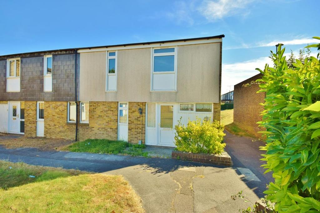 4 Bedrooms End Of Terrace House for sale in Buckskin, Basingstoke, RG22