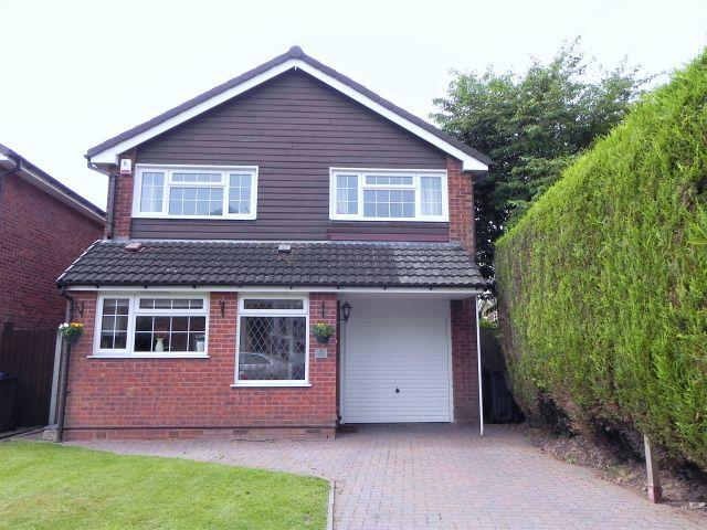 4 Bedrooms Detached House for sale in Guys Cliffe Avenue,Walmley,Sutton Coldfield