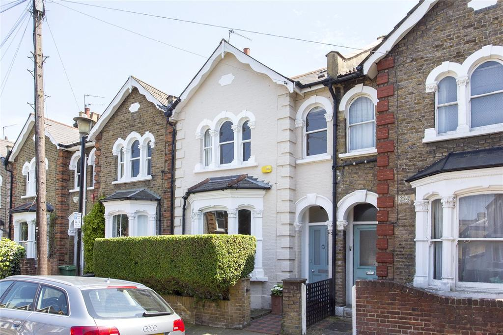 4 Bedrooms Terraced House for sale in Twisden Road, Dartmouth Park, London