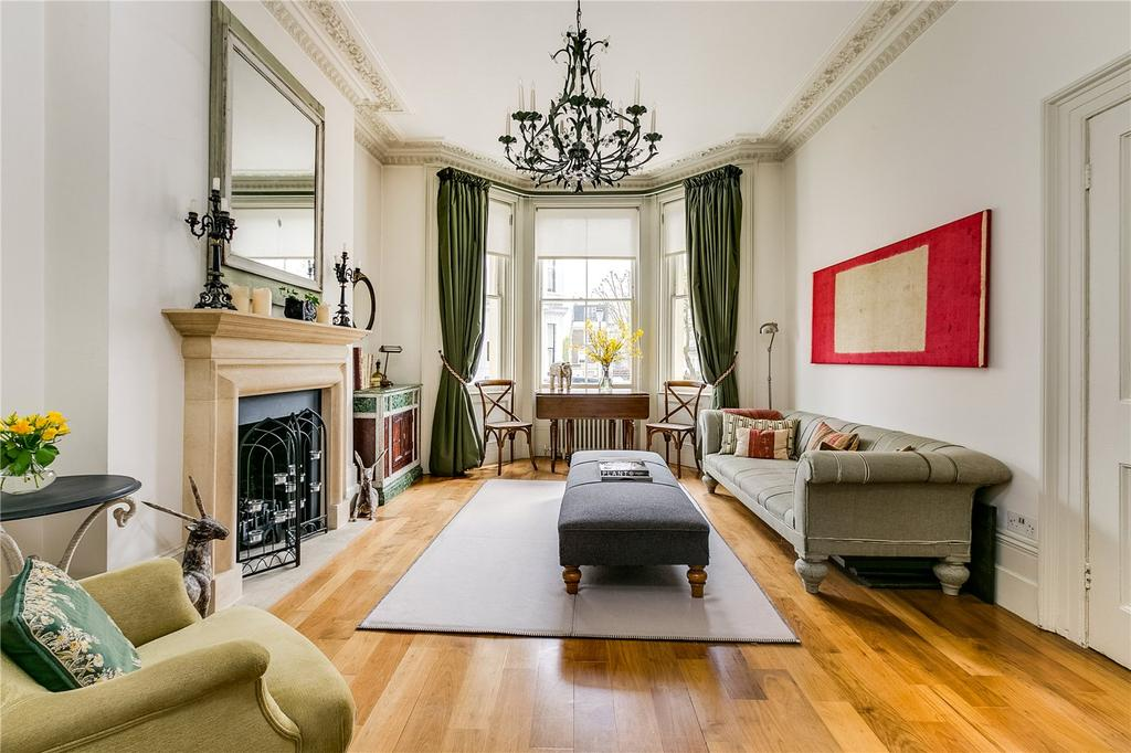 4 Bedrooms House for sale in Campden Grove, Kensington, London