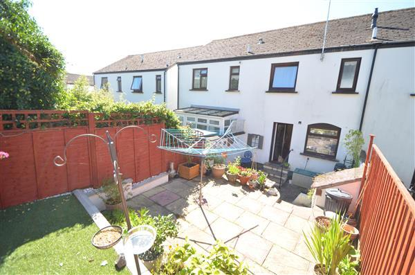 2 Bedrooms Terraced House for sale in Park Rise, Dawlish