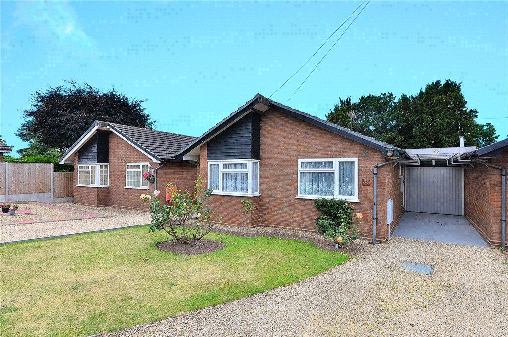 2 Bedrooms Detached Bungalow for sale in Court Close, Kidderminster, DY11