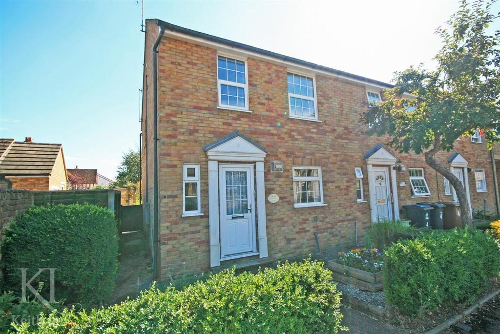 3 Bedrooms End Of Terrace House for sale in Rokewood Mews, Ware