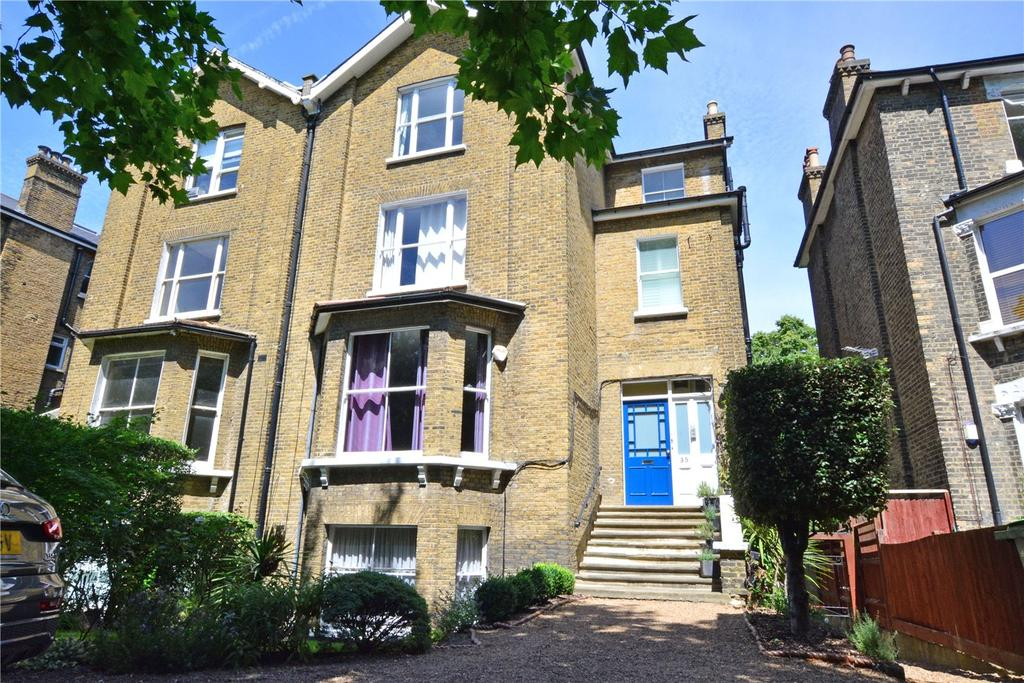 2 Bedrooms Flat for sale in St Johns Park, Blackheath, London, SE3