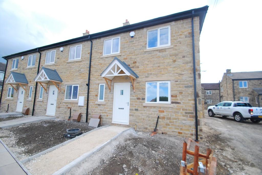 3 Bedrooms Cottage House for sale in Brampton Hall Cottages, Manor Road, Brampton Bierlow S63