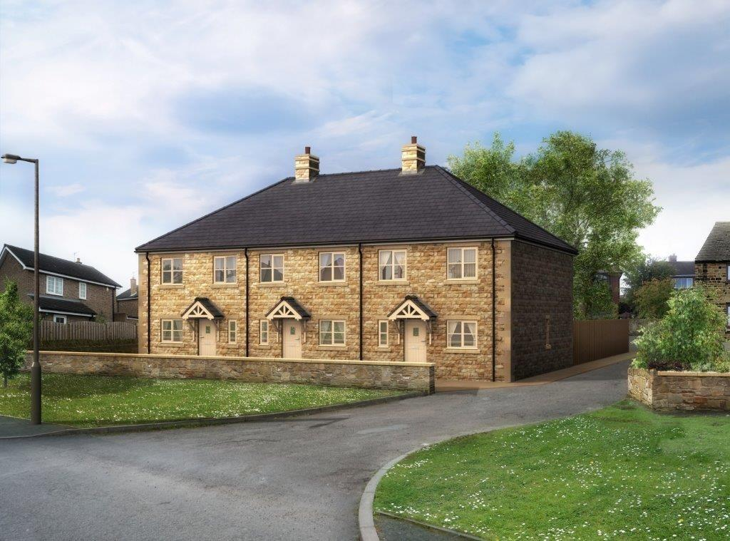 3 Bedrooms Cottage House for sale in Brampton Hall Cottages, Manor Road, Brampton Bierlow