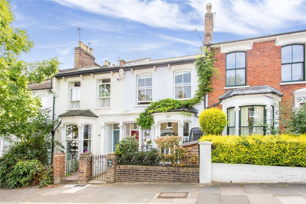 3 Bedrooms Terraced House for sale in Orchard Road, London, N6