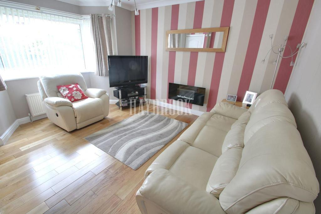 2 Bedrooms Semi Detached House for sale in Smalldale Road, Frecheville, S12