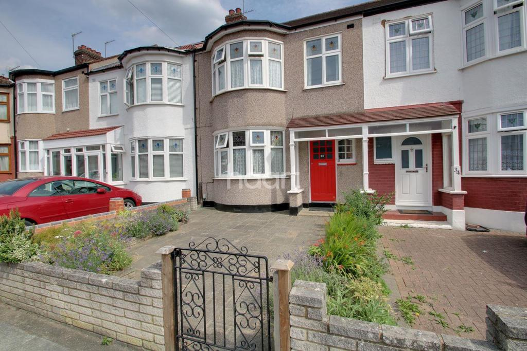 3 Bedrooms Terraced House for sale in Reynolds Avenue, Chadwell Heath