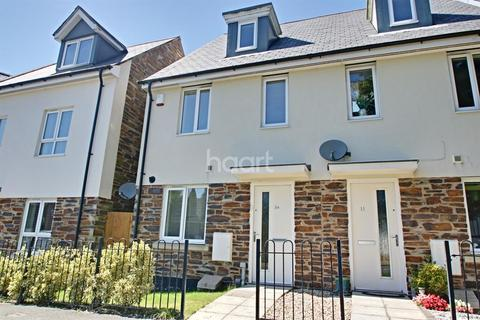 3 bedroom end of terrace house for sale - Lulworth Drive, Widewell