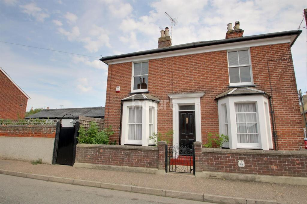 3 Bedrooms Detached House for sale in Brightlingsea, CO7
