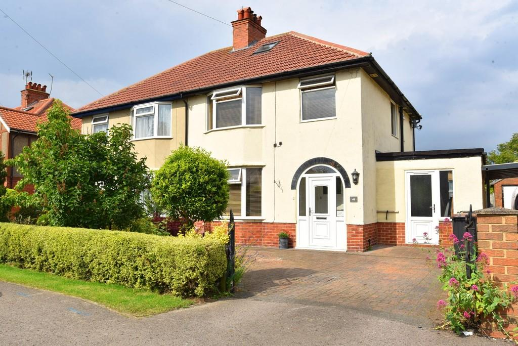 3 Bedrooms Semi Detached House for sale in Birstwith Road, Harrogate