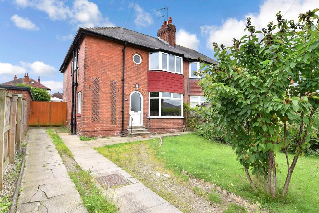 3 Bedrooms Semi Detached House for sale in Kingsley Road, Harrogate