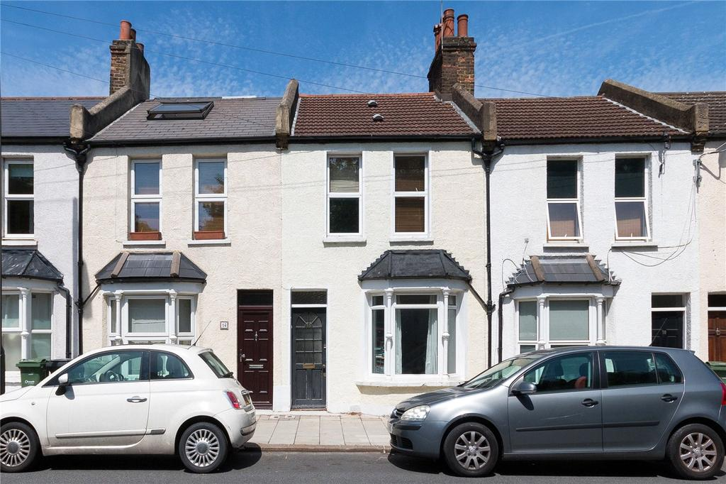 2 Bedrooms Terraced House for sale in Robson Road, West Norwood, London, SE27