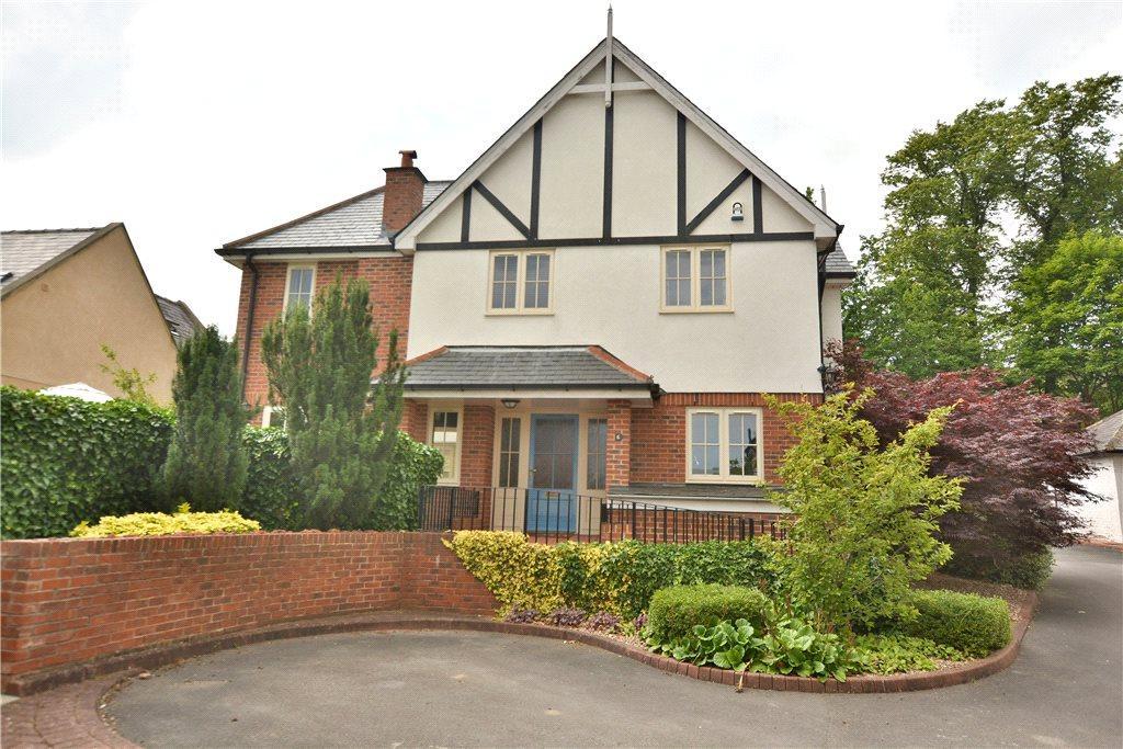 3 Bedrooms Detached House for sale in Oakwood Grange Lane, Oakwood, Leeds