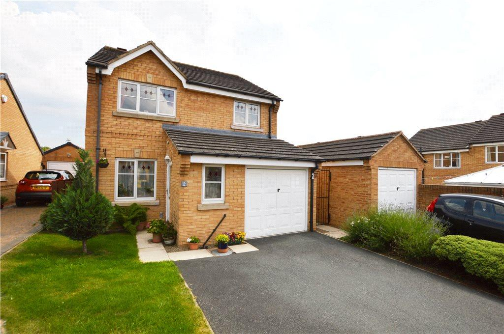 3 Bedrooms Detached House for sale in Orchid View, Wakefield, West Yorkshire