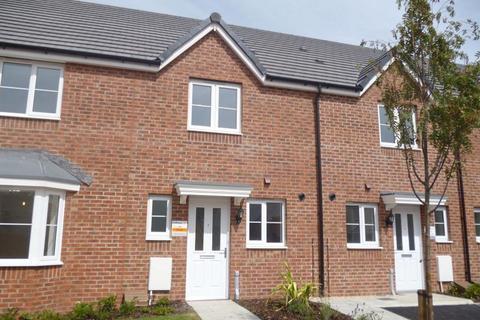 2 bedroom terraced house to rent - Wood Green , Cefn Glas, Bridgend County Borough, CF31  4DY
