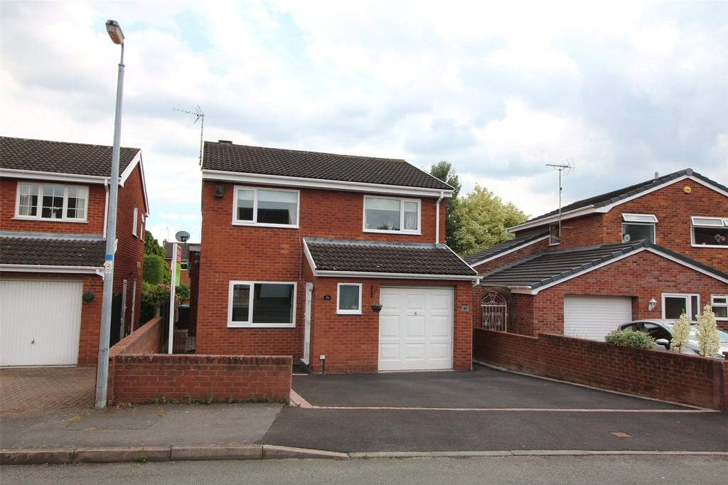 3 Bedrooms Detached House for sale in Goulbourne Avenue, Borras, Wrexham, LL13