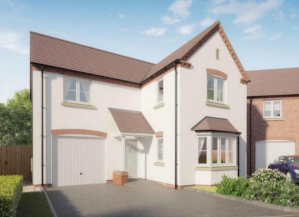 3 Bedrooms Detached House for sale in Plot 4, The Parkhead, Seven Arches, Barford